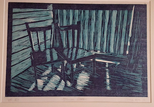 Afternoon Shadows Gosford Art Prize Finalist  2013
