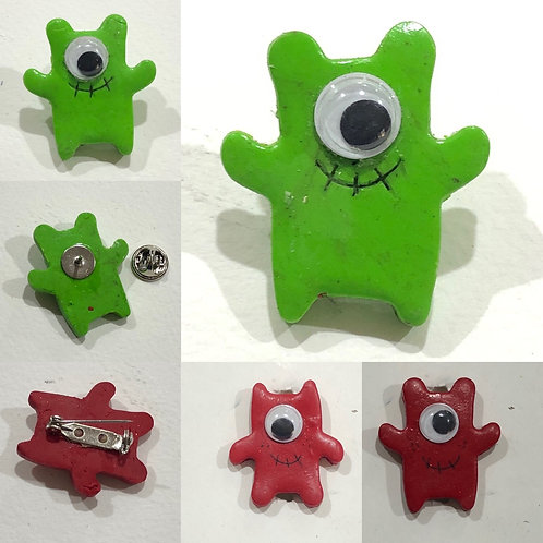 Fimo Monsters