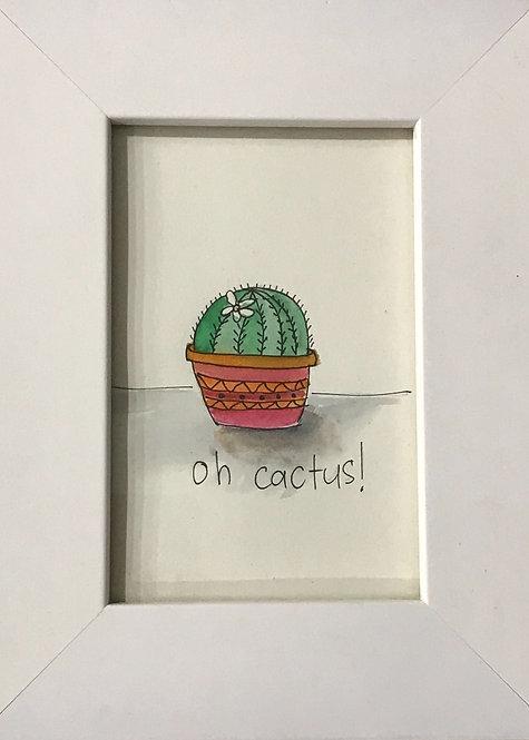 Oh Cactus!