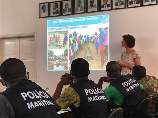 Um novo aliado para as tartarugas marinhas de São Tomé | New ally for the sea turtles from São Tomé