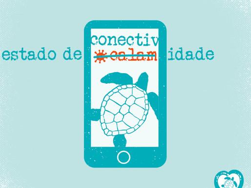 Estado de Conectividade: a adaptação da nossa campanha de sensibilização ao COVID-19