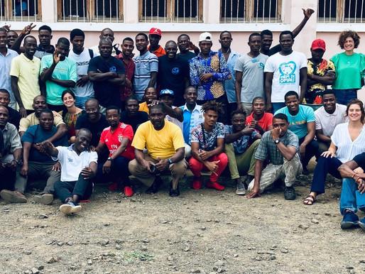 Formação das equipas do terreno | Field teams training