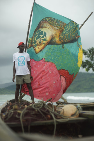 Fisheries monitoring in São Tomé Island