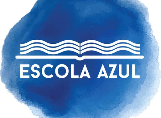 Nova parceria: Escola Azul | New partnership: Escola Azul
