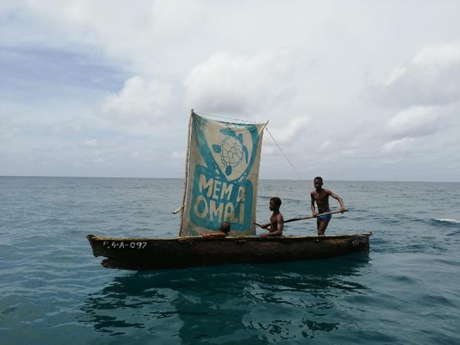 Seguimento das pescarias na Ilha de São Tomé