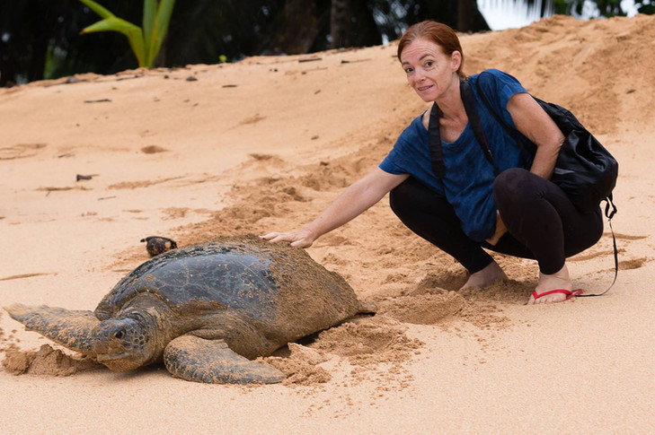 Eco-volunteering and Eco-tourism