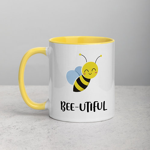 Bee-Utiful - Mug