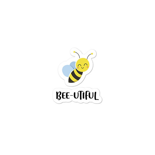 Bee-Utiful Stickers