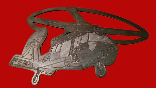 MH-60S Hitch Cover