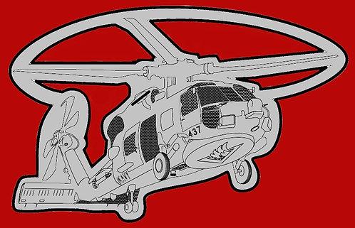 SH-60B Hitch Cover