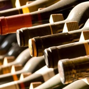 Wein richtig lagern