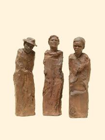ZARIF, ABAN et  PRISCILLA( série Afrique)