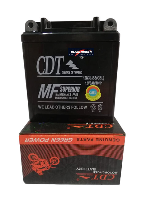 Batería de DT 125