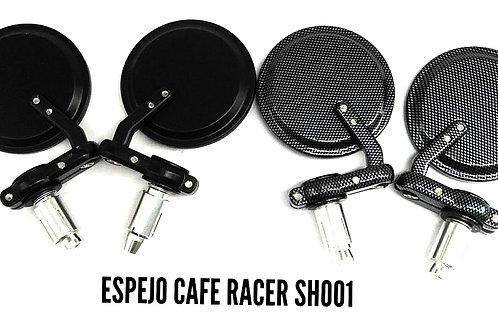 Espejos cafe Racer