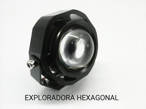 Exploradora hexagonal