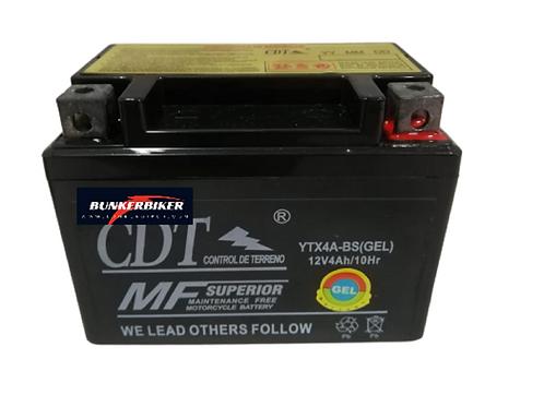 Batería para Honda CB 110  y CBF 125