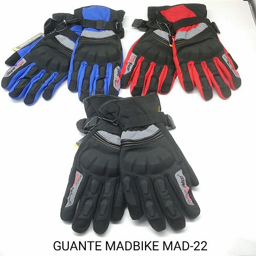 guante madbike