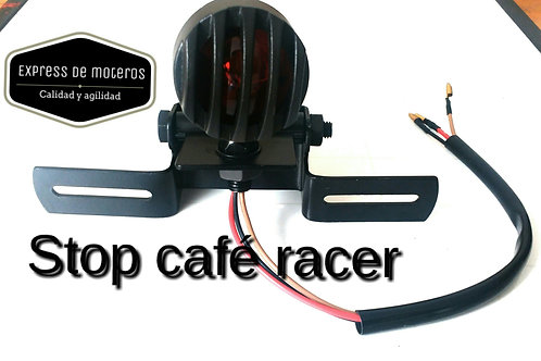 stop cafe Racer