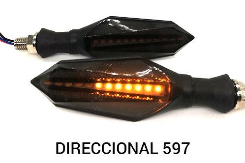 Direccionales X 4 592