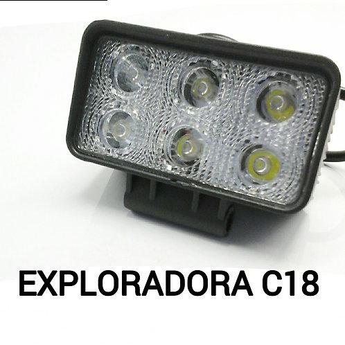 Exploradora c18