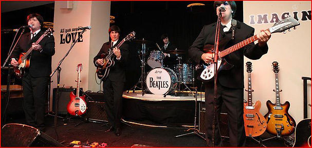 Beatlemagic - Beatles Tribute Band