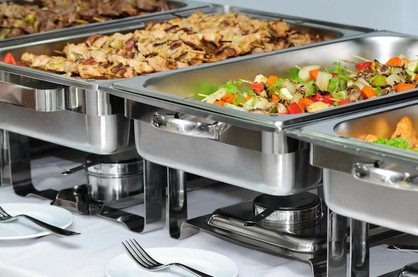 Dinner Buffet by Penna's Catering
