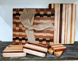 Terry Howard Cutting Boards