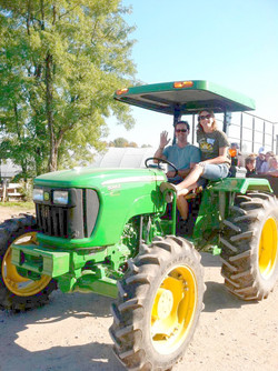 porter farms tractor
