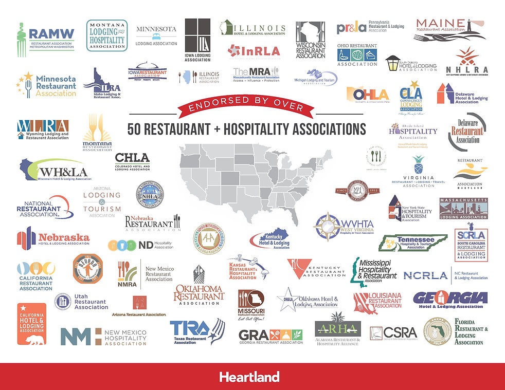 Lodging & Restaurant Assoc Endorsement-p