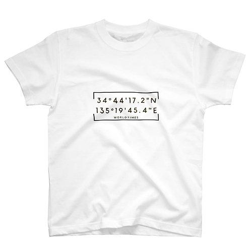WORLD TIMES オリジナル Tシャツ