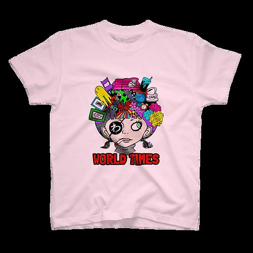 アソマサヤ×WORLD TIMES コラボTシャツ
