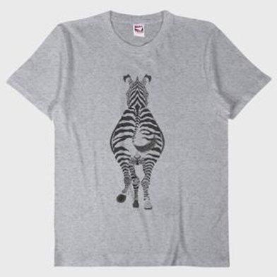 イラストレーター いけだりえ・オリジナルZebraTシャツ