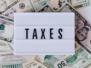 New Tax Proposals and You