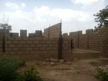 Building of storage unit from Community