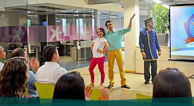 Grupos de teatro Medellín