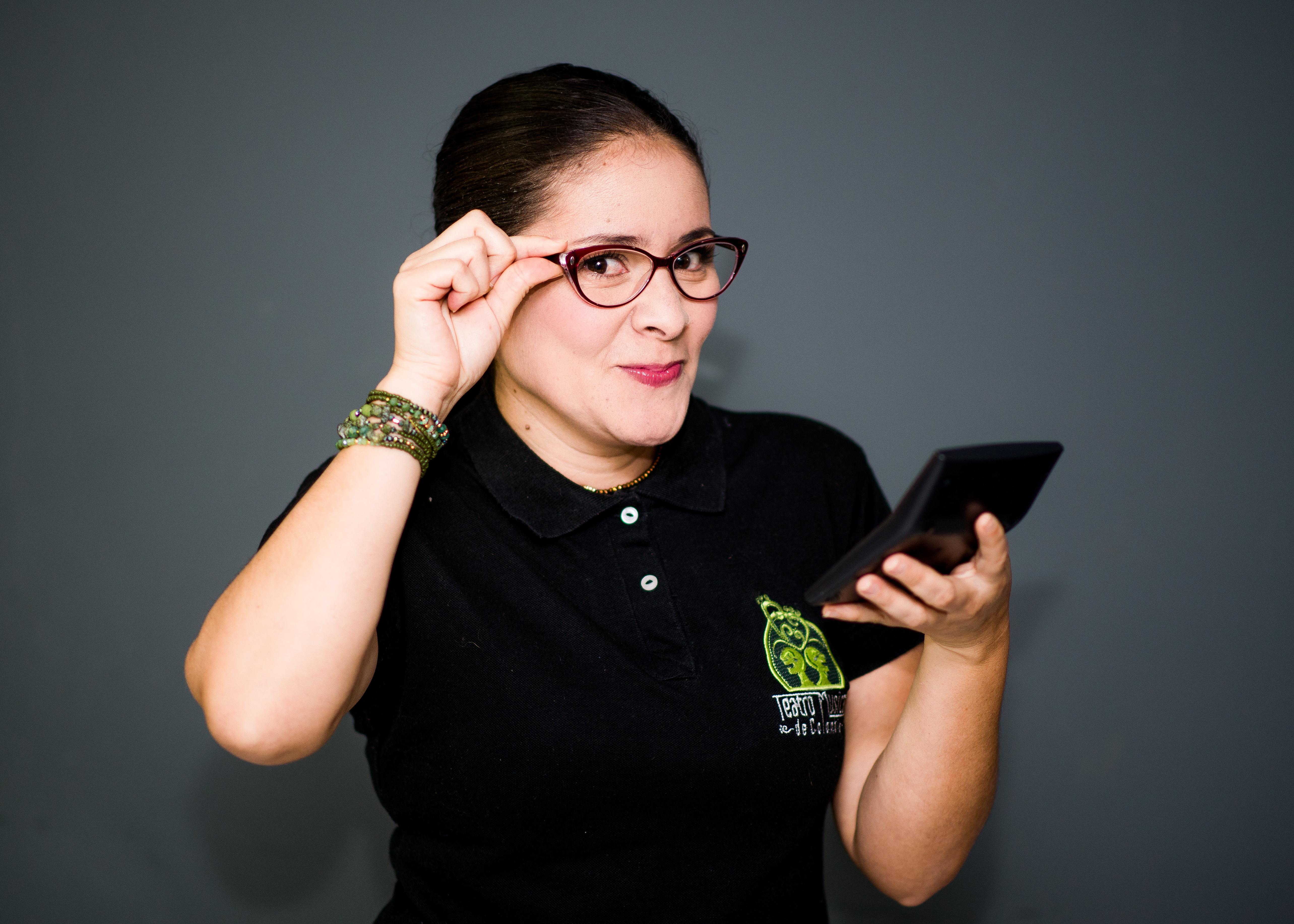 Isabel Tamayo - Aux. Administrativa