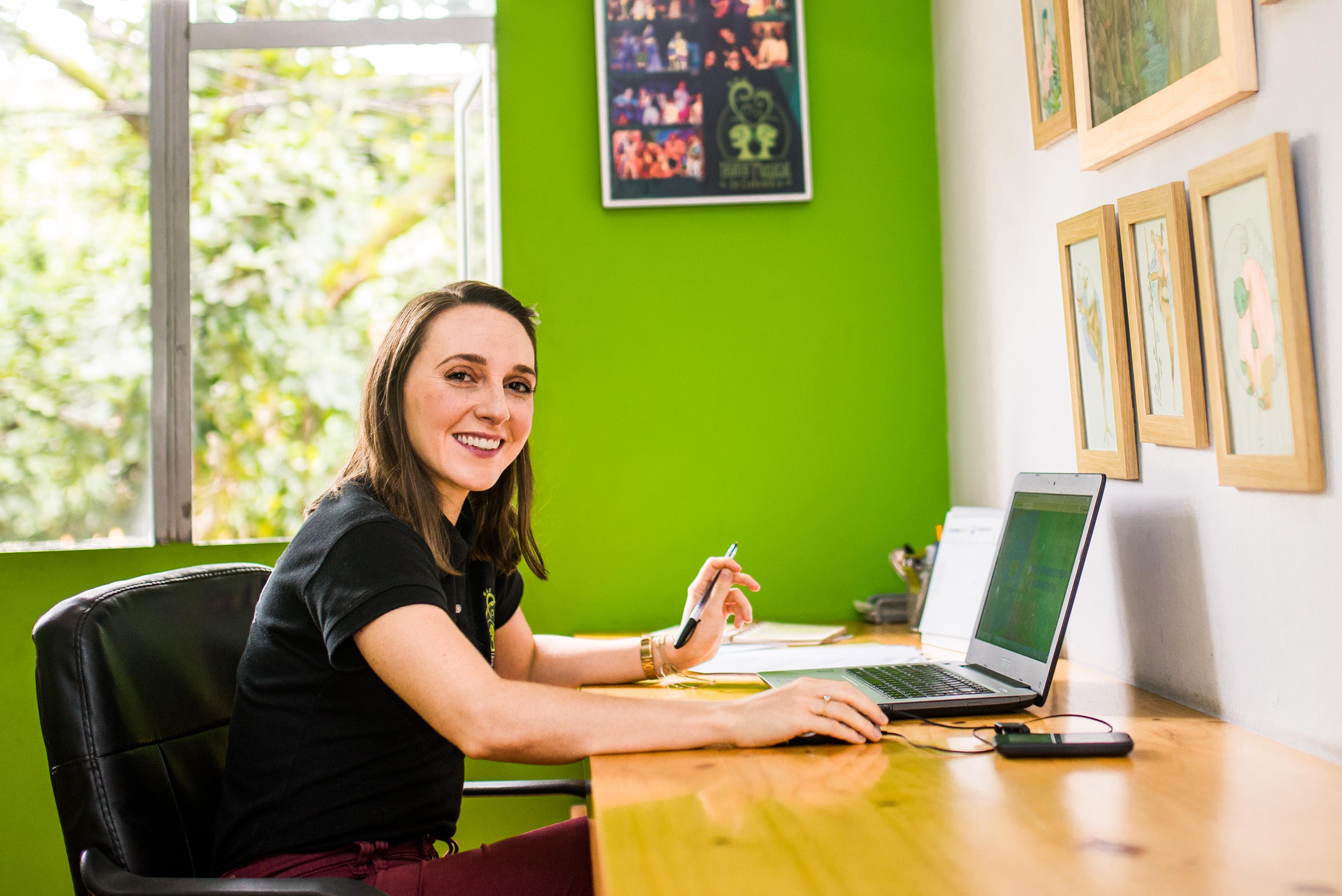 Laura Duque - Directora Ejecutiva