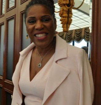 Mercy Home for Children's executive director is fulfilled in her work