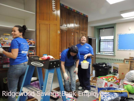 Volunteers Celebrate MLK Day at Mercy Home