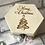 Thumbnail: Wooden Christmas sweet box