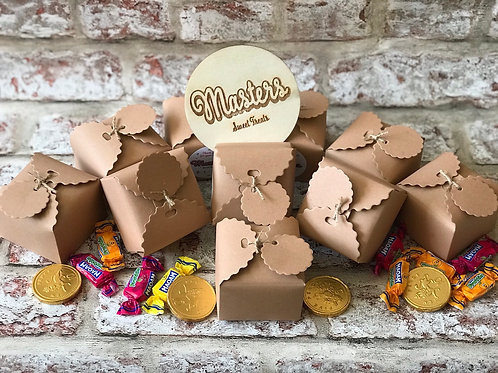 Small Favour Boxes