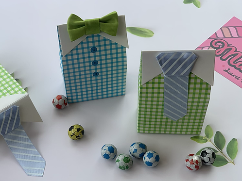 Father's Day Bow/Tie Box