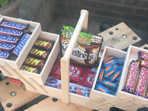 Father's Day Chocolate tool box