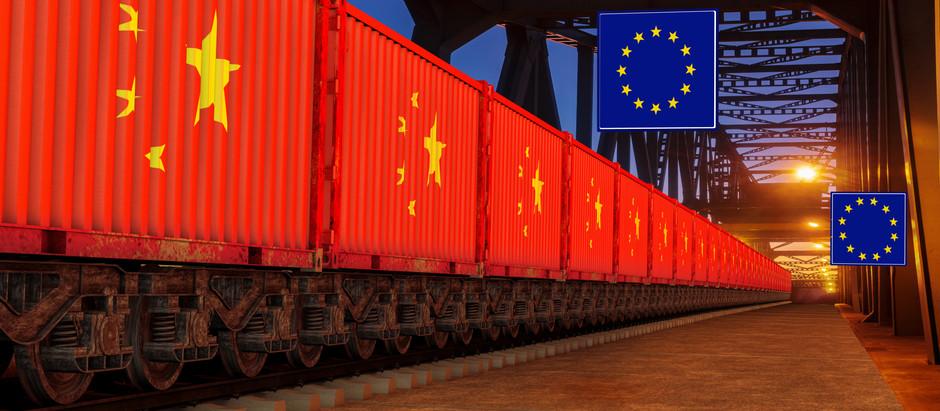 Die neue Seidenstraße - China auf der Überholspur?