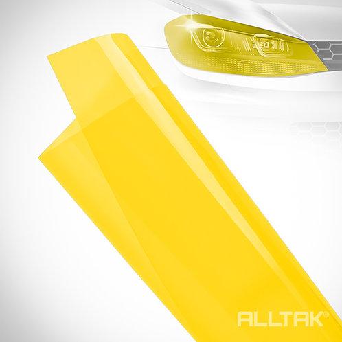 Película de Farol Yellow Gloss Klear Alltak