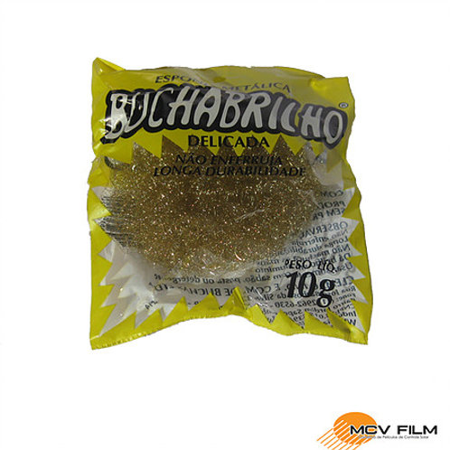 Bucha Bronze p/ Limpeza