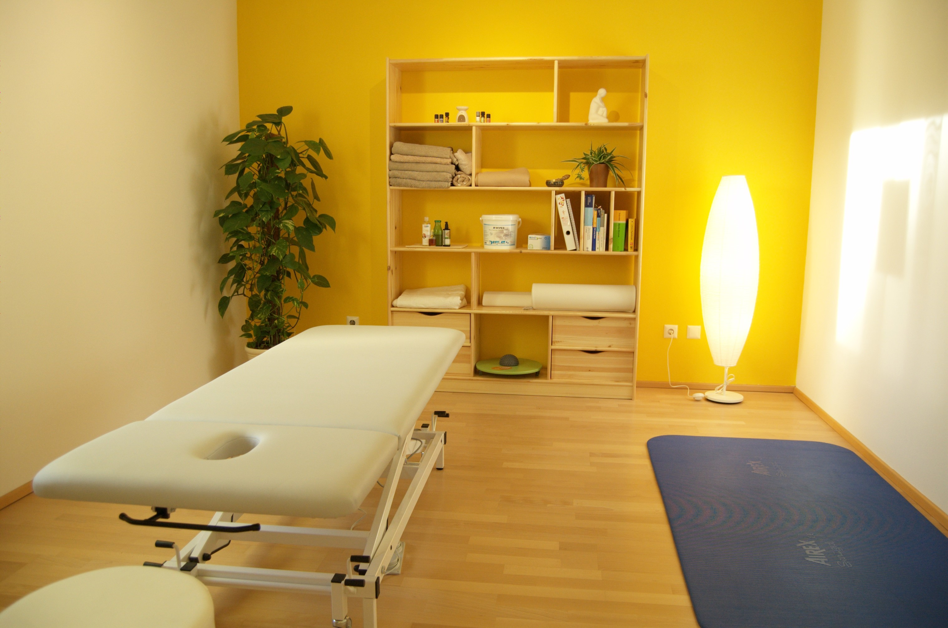 Physiotherapieraum