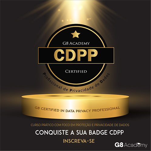 Curso Prático - G8 Certified In Data Privacy Professional