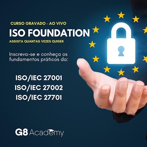 ISO Foundation - G8 Academy