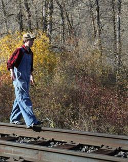 Ralph on the Rail